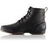 """""""Sorel M's Ankeny Mid Hiker Boots Black, Tobacco"""""""